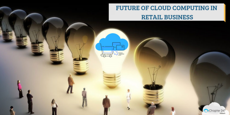 Future of cloud computing in retail business- featured image