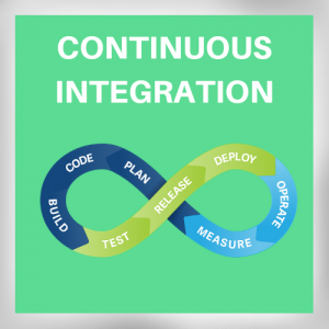 Continuous Integration- Product Development Approach
