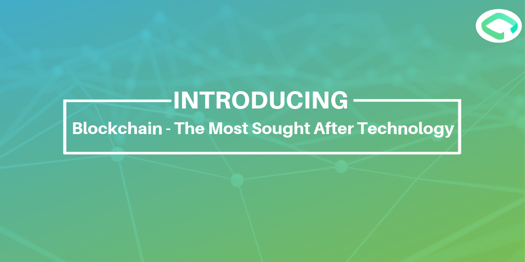 Introducing Blockchain