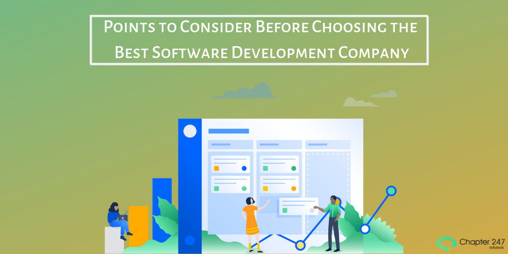 Points to Consider Before Choosing the Best Software
