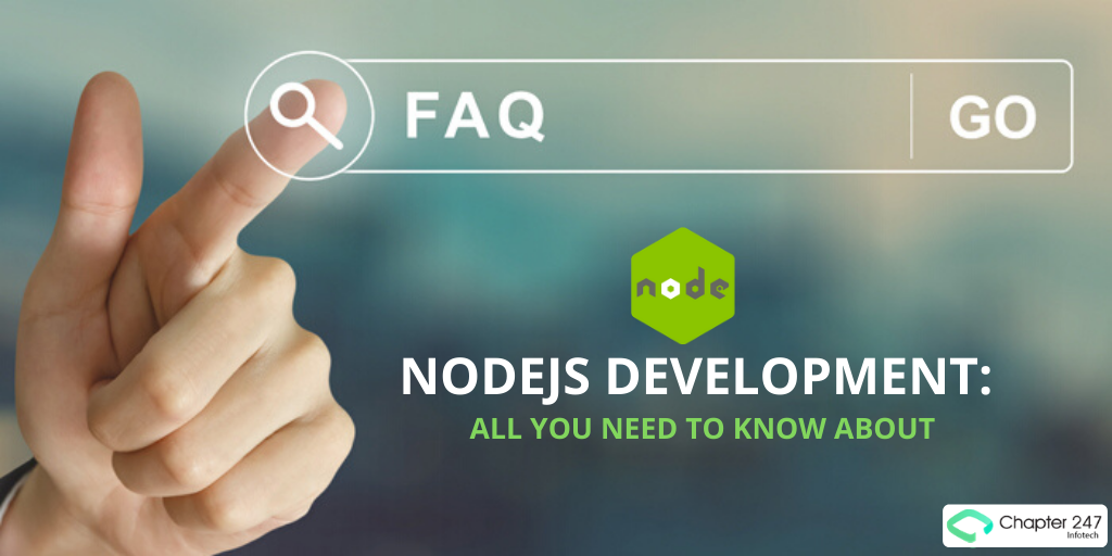 All you need to know about NodeJS Development...