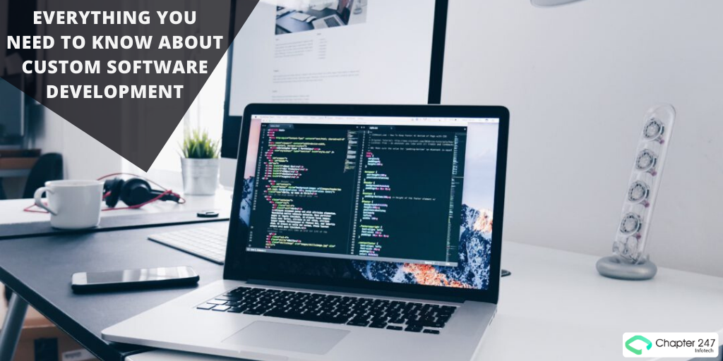 Everything you need to know about custom software development