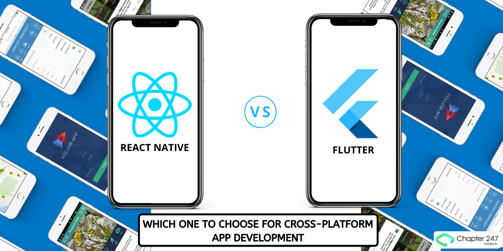 React Native vs Flutter - Which one to choose for Cross-Platform App...