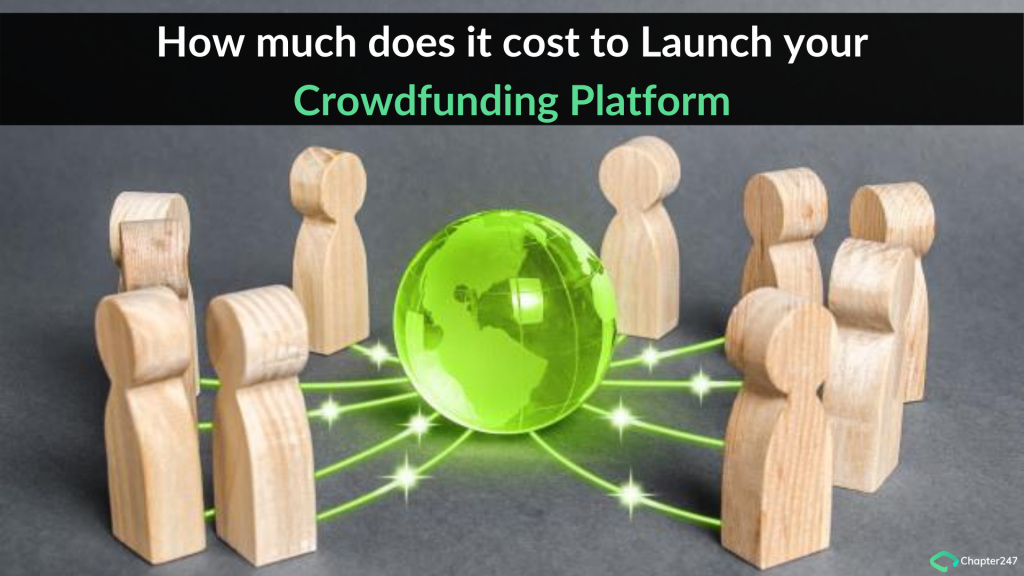 Things you need to about Crowdfunding Platform and Cost to launch it - cover